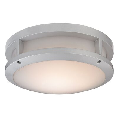 Savannah 1-Light Ceiling Flush Mount