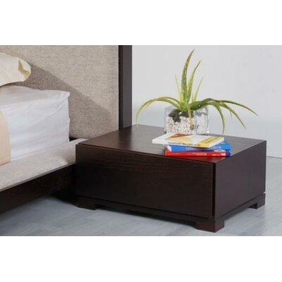 Clower 1 Drawer Nightstand