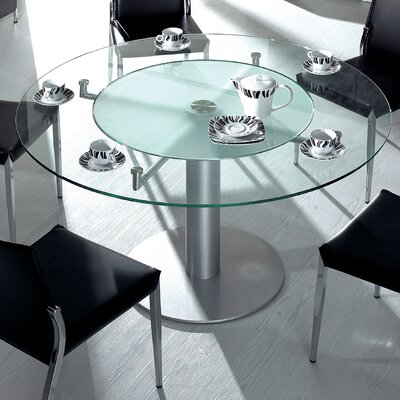 Clower Contemporary Dining Table