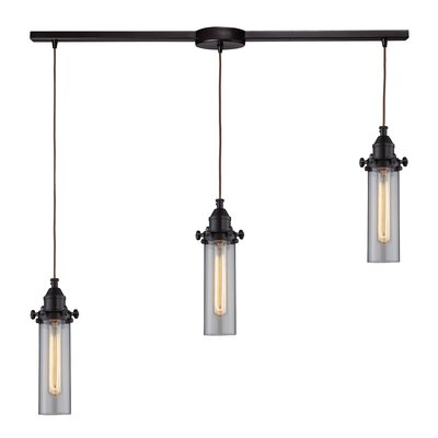 Rawlings 3-Light Kitchen Island Pendant