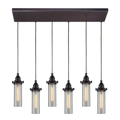 Joliet 6-Light Kitchen Island Pendant