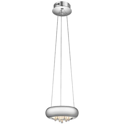 Bunche 1-Light Pendant