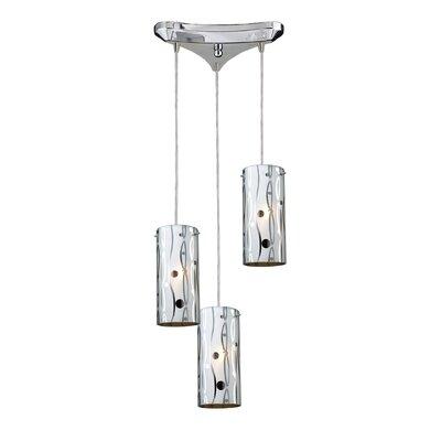 Roanoke 3-Light Pendant