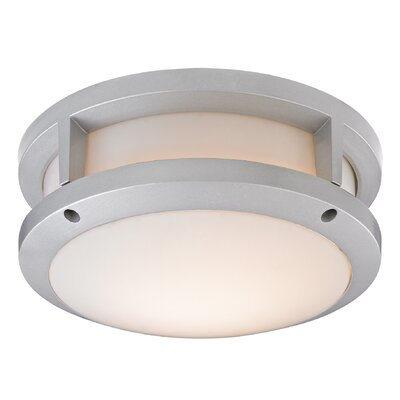 Savannah 1-Light Flush Mount