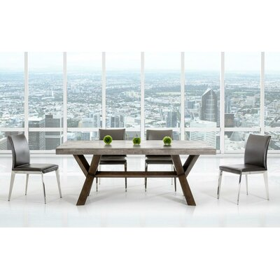 Camron Contemporary Dining Table