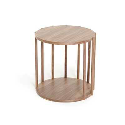 Camron Round End Table
