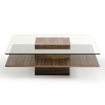 Belafonte Coffee Table Color: Walnut