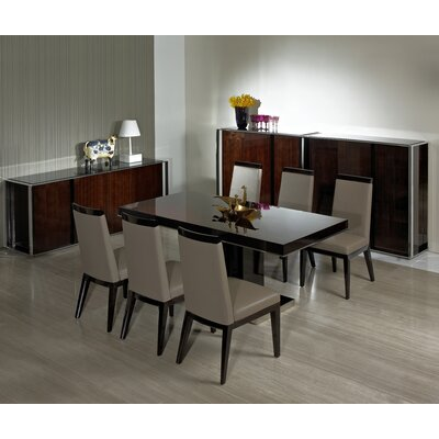 Camron Modern Pedestal Base Dining Table