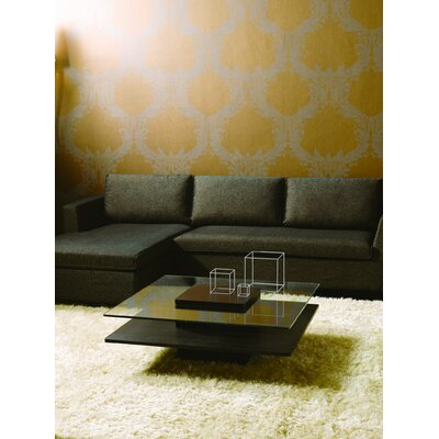 Belafonte Coffee Table Color: Black