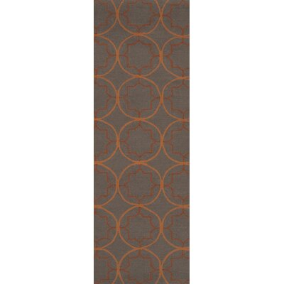 Becker Circle Indoor/Outdoor Rug Rug Size: Round 8