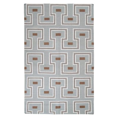 Litchfield Geometric Handmade Area Rug Rug Size: Rectangle 2 x 3