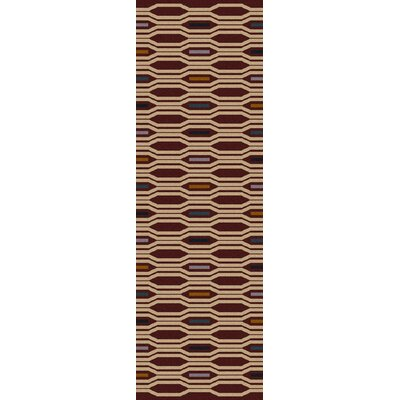Litchfield Geometric Area Rug Rug Size: Rectangle 36 x 56