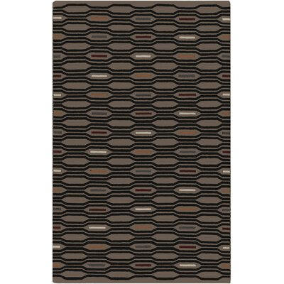 Litchfield Geometric Wool Area Rug Rug Size: Runner 2'6