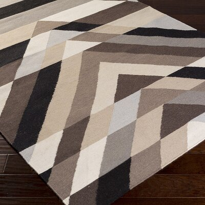 Beasley Geometric Area Rug Rug Size: Rectangle 8' x 11'