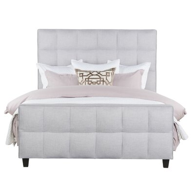 Shirli Upholstered Platform Bed Size: California King