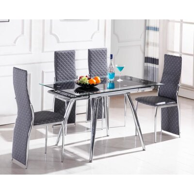 Boothe Extendable Dining Table