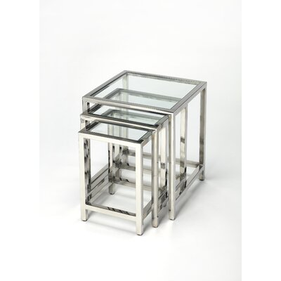 Abdul 3 Piece Nesting Tables