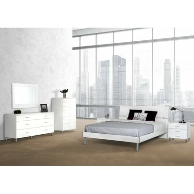 Bayview 5 Piece Bedroom Set Size: Full