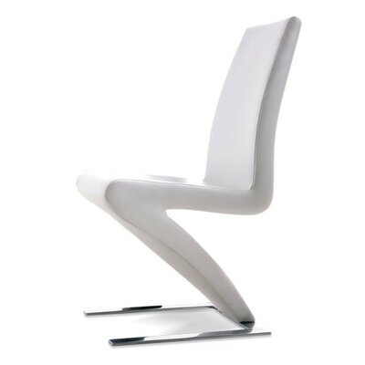 Simms Dining Side Chair Finish: White