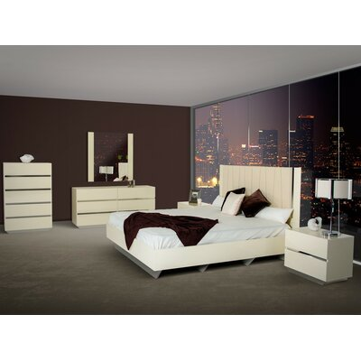 Decastro King Panel Configurable Bedroom Set