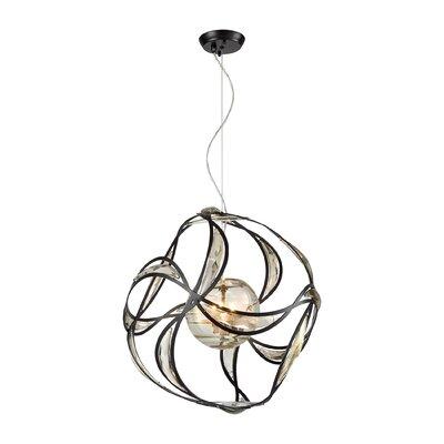 Hanwell 3-Light Globe Pendant