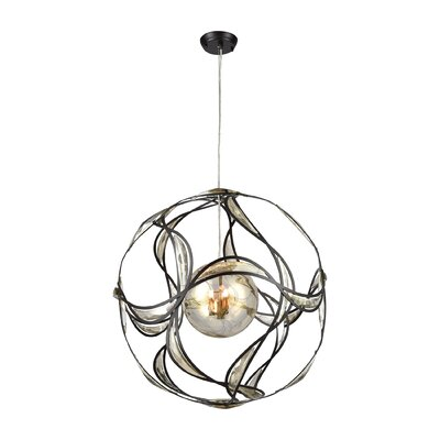 Hanwell 3-Light Globe Pendant