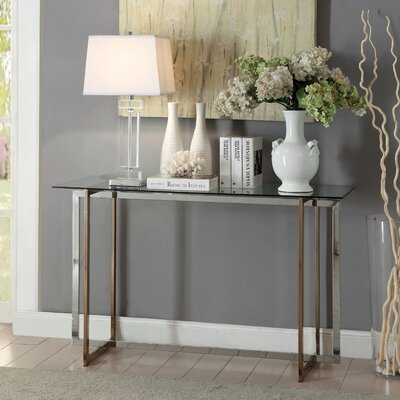 Horologium Console Table