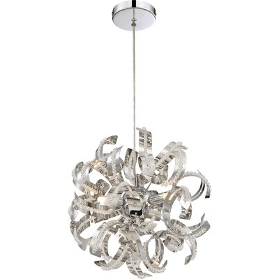 Constancia 3-Light Cord Hung Mini Pendant