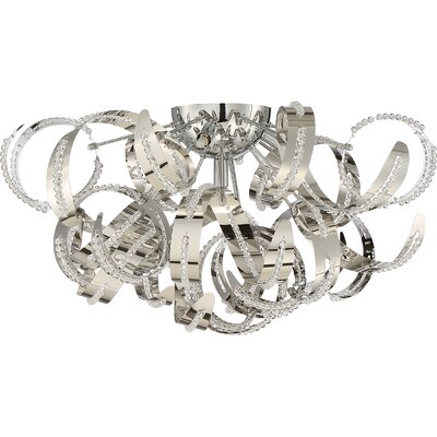 Conway 5-Light Flush Mount