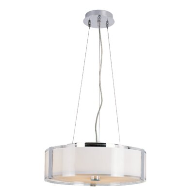 Sourabh 5-Light Drum Pendant