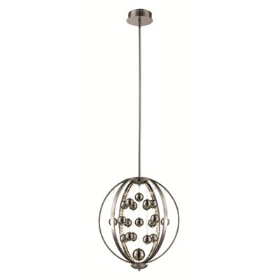Tani Globe 1-Light Mini Pendant