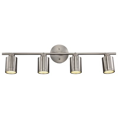 Cimarron 4-Light Track light Finish: Rubbed Oil Bronze