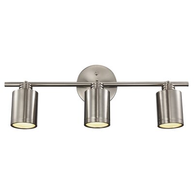 Cimarron 3-Light Track Light Finish: Rubbed Oil Bronze