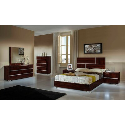Falbo Panel Configurable Bedroom Set