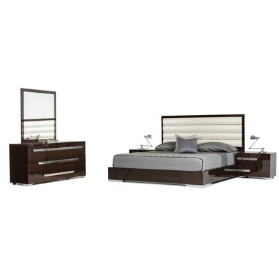 Marley Platform Customizable Bedroom Set