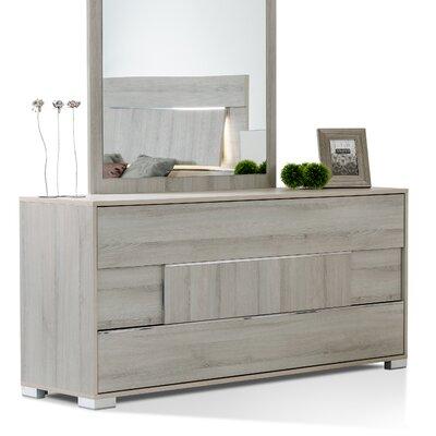 Marley 3 Drawer Standard Dresser