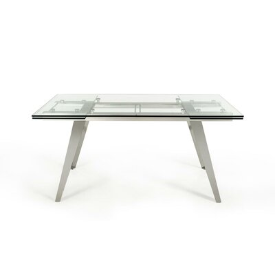 Camron Modern Extendable Dining Table