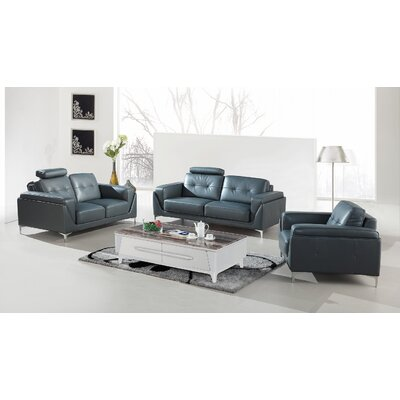 Coalpit Heath 3 Piece Living Room Set