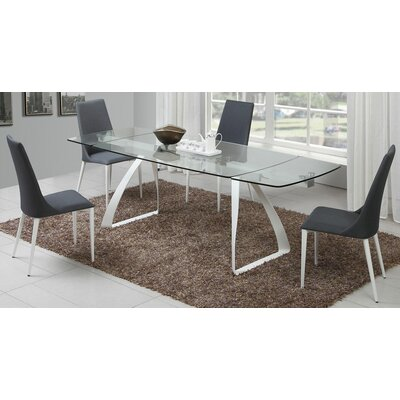 Klaus 5 Piece Dining Set