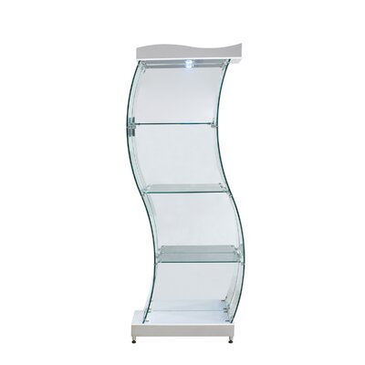 Search Glass Bookcase Product Photo