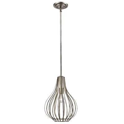 Chadwood 1-Light Foyer Pendant