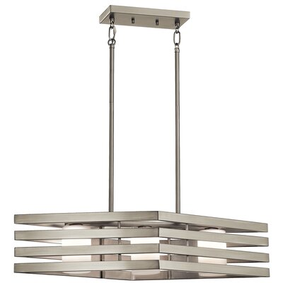 Donnan 3-Light Kitchen Island Pendant