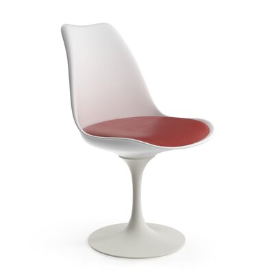 Cambray Side Chair Upholstery: Red
