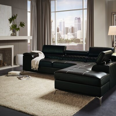Wade Logan WADL9777 Mayson Sectional