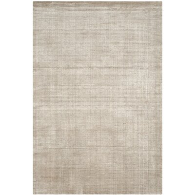 Madrigal Gray Area Rug Rug Size: 6 x 9