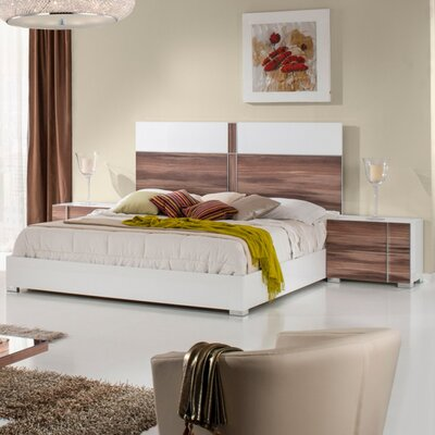 Manokwari Platform 3 Piece Bedroom Set Size: King