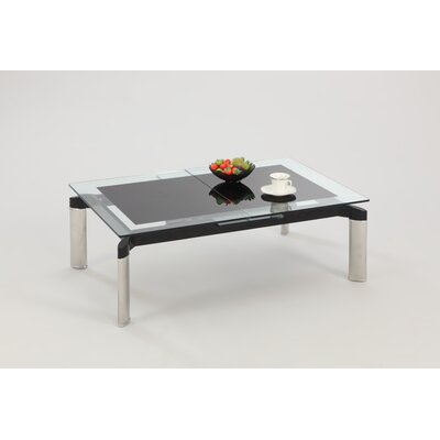 Chellsey Glass Coffee Table