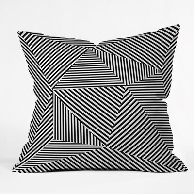 Corbin Throw Pillow Size: 16 H x 16 W x 4 D