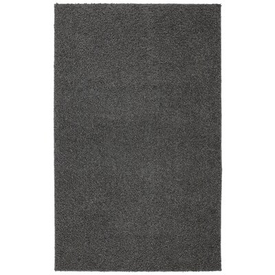 Candlewood Earth Gray Area Rug Size: 5 x 8