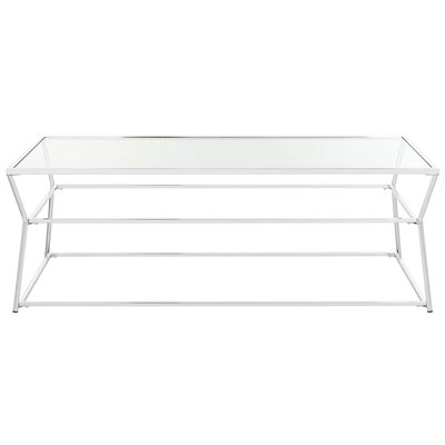 Lares Glass Coffee Table